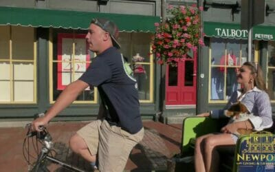 Dog Days of Newport with Newport Living and Lifestyles