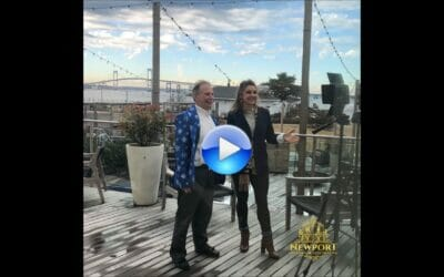 Newport WinterFest with David Rosenberg and Newport Living and Lifestyles