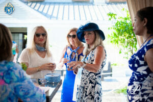 Newport Living and Lifestyles Blue and White Micro Fundraiser for MentorRI Blue White-11