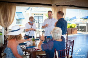 Newport Living and Lifestyles Blue and White Micro Fundraiser for MentorRI Blue White-14