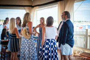 Newport Living and Lifestyles Blue and White Micro Fundraiser for MentorRIBlueWhite- 43