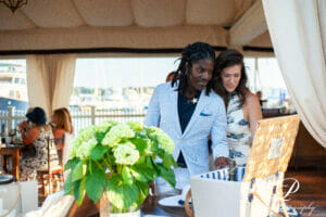 Newport Living and Lifestyles Blue and White Micro Fundraiser for MentorRIBlueWhite-129