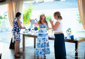 Newport Living and Lifestyles Blue and White Micro Fundraiser for MentorRIBlueWhite-210