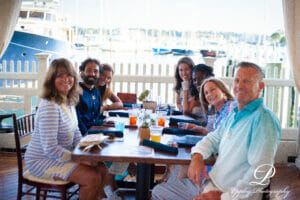 Newport Living and Lifestyles Blue and White Micro Fundraiser for MentorRIBlueWhite-62