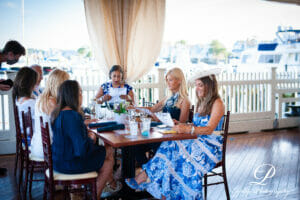 Newport Living and Lifestyles Blue and White Micro Fundraiser for MentorRIBlueWhite-70